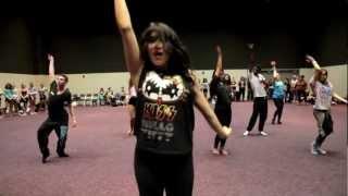 "The In10sive - Fort Wayne, Indiana | Jordan Casanova - ""Upgrade U"" - Beyonce"