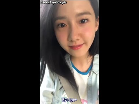 [ENG SUB] 170530 Yoona's first Instagram Live