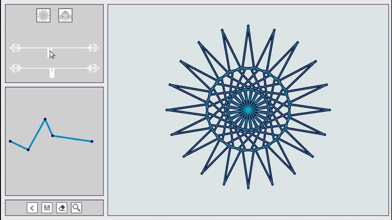 Islamic Art Drawing Tools