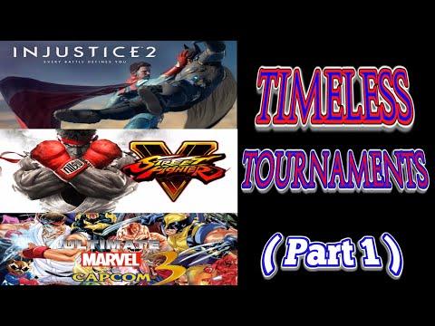 TimeLess Tournaments ( Part I )
