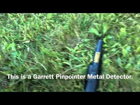 FLIR vs Metal Detector
