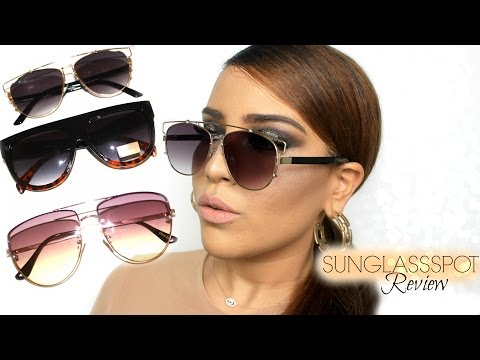 Sunglassspot Review | $5 Sunglasses | SAZY