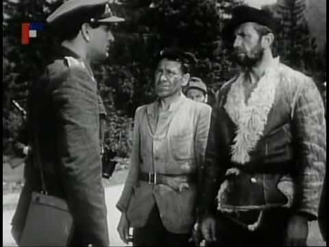 """Akce B (1951) : """"..zničíme vrahy a paliče.."""", říká Josef Bek, Rudolf Deyl a Jiří Sovák"""