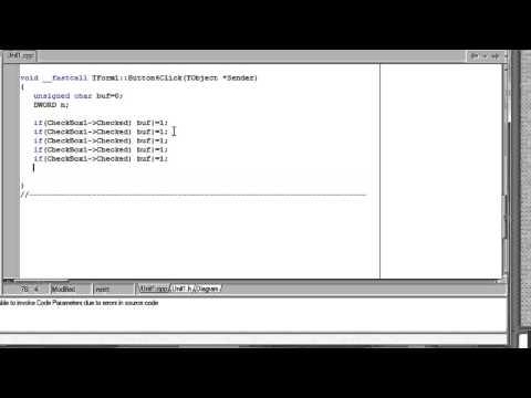Программирование МК STM32 -