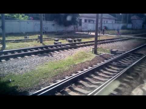 Отправление со станции Раздельная -1