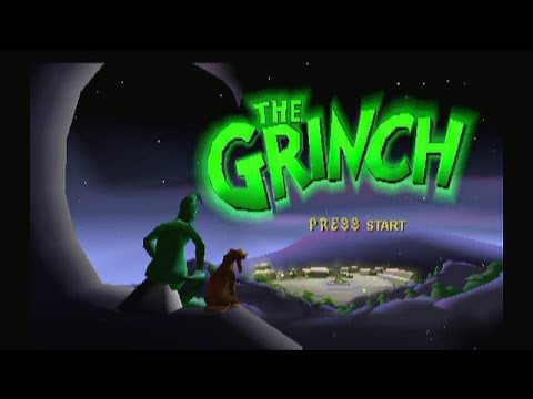 The Grinch Review PS1 Review