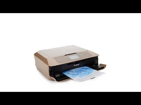 Canon PIXMA MG7720 Wireless AllinOne Printer Bundle