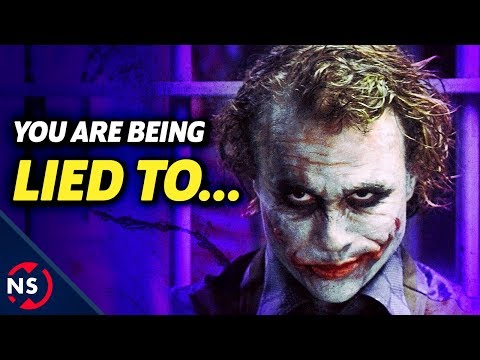 What everyone gets WRONG about Heath Ledger's Joker... The Dark Knight  NerdSync
