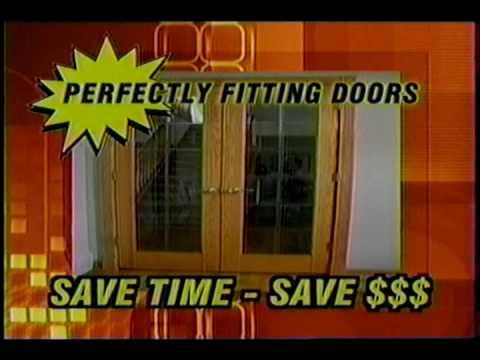 15 Sec EZ Hang Promo15 Sec EZ Hang Promo   YouTube. Ez Hang Exterior Door. Home Design Ideas