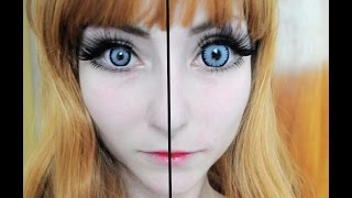 A verdade sobre as Bonecas Humanas. The truth about Living Dolls.
