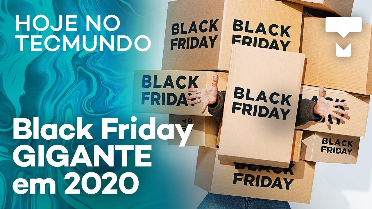 Black Friday GIGANTE mês que vem e iPhone 12 sem carregador na caixa  – Hoje no TecMundo
