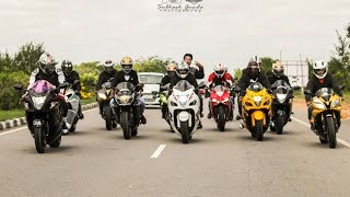 BEST - Sunday ride with super bikes