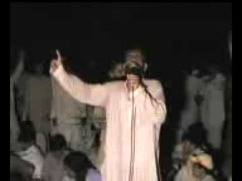 Pakistani Punjabi Local Singer