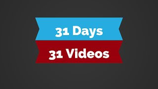 A New Video Everyday in August?! (VEDA 2014) | SoleilTech