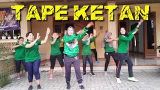 TAPE KETAN- Happy Asmara (Remix) # SS DariNol