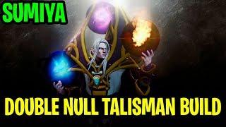 Double Null Talisman Build - Sumiya Invoker - Dota 2