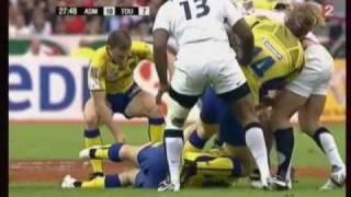 Stade Toulousain - Clermont [Finale champ. de France 2008] Partie 1-2
