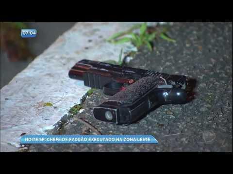 Chefe de facção é morto em frente a um hotel na zona leste de São Paulo