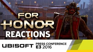 For Honor Storms the Castle  - E3 2016 GameSpot Post Show