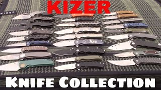 Kizer Knife 2018 Collection + Pick the best 3