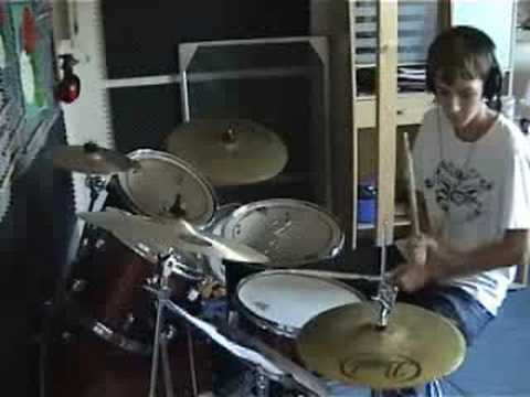 In The End - Drum cover