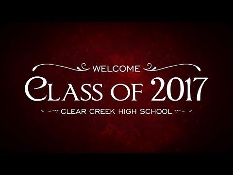 5/31/17 Clear Creek High School Graduation Ceremony