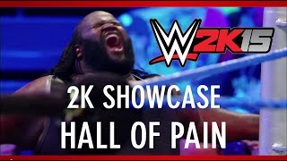 WWE 2K15 - 2K Showcase Hall of Pain Trailer