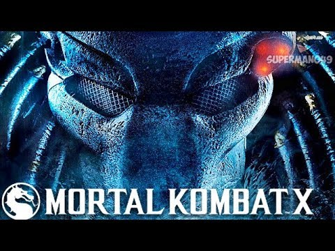 THE WORST KIND OF BASURA RAGE QUITTER DESTROYED - Mortal Kombat X Predator, Johnny Cage & Reptile