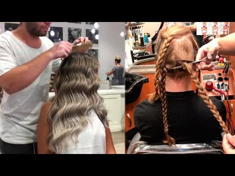 Amazing Hairstyles Compilation | Viral Hair Videos On Instagram 2018