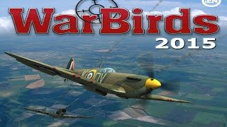 WarBirds World War II Combat Aviation Gameplay Simulator - [PC - 1080p]