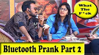Bluetooth Prank Part 2 | Bhasad News | Pranks in India