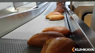 KumkayaSpiral Cooling Tower(Bread Cooling Before Packaging)