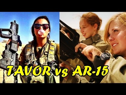 Tavor Bullpup vs AR-15 2016 Review: Accuracy, Reliability, Upgrades, Accessories, and POU