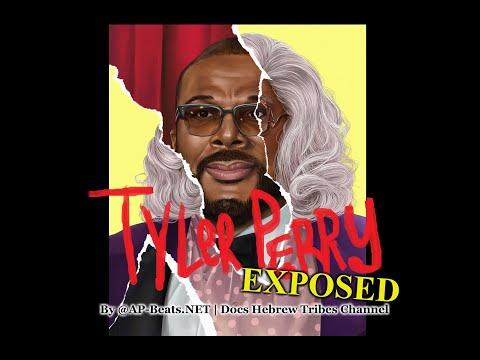TYLER PERRY, BLACKFACE & BET EXPOSED