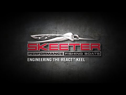 ENGINEERING THE REACT™ KEEL – Skeeter Boats