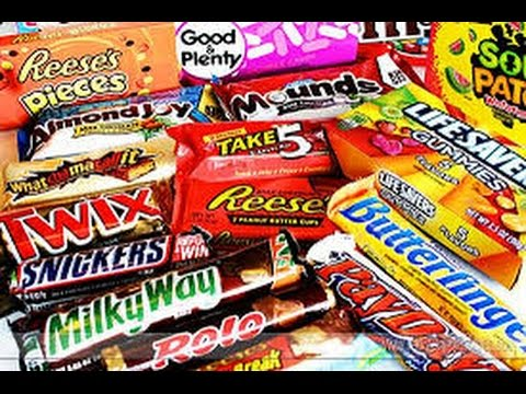 Beau Top 10 Candy Bars