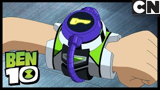 Ben 10 | The Omnitrix is Locked | The Bentathlon | Cartoon Network