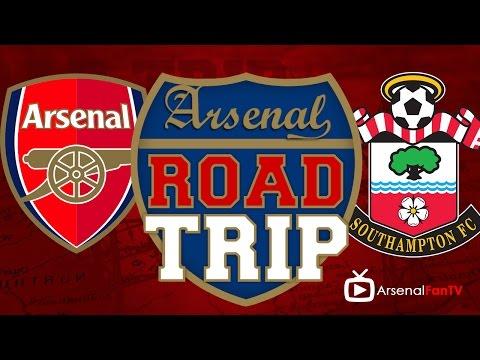 Road Trip To The Emirates - Arsenal v Southampton