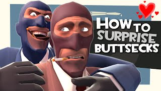 TF2: How to Surprise Buttsecks [Epic Fail]