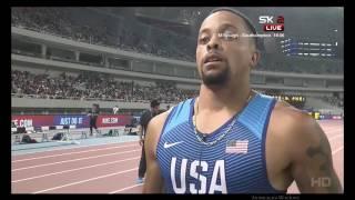 Бриллиантовая лига 2017 Шанхай 200 метров мужчины