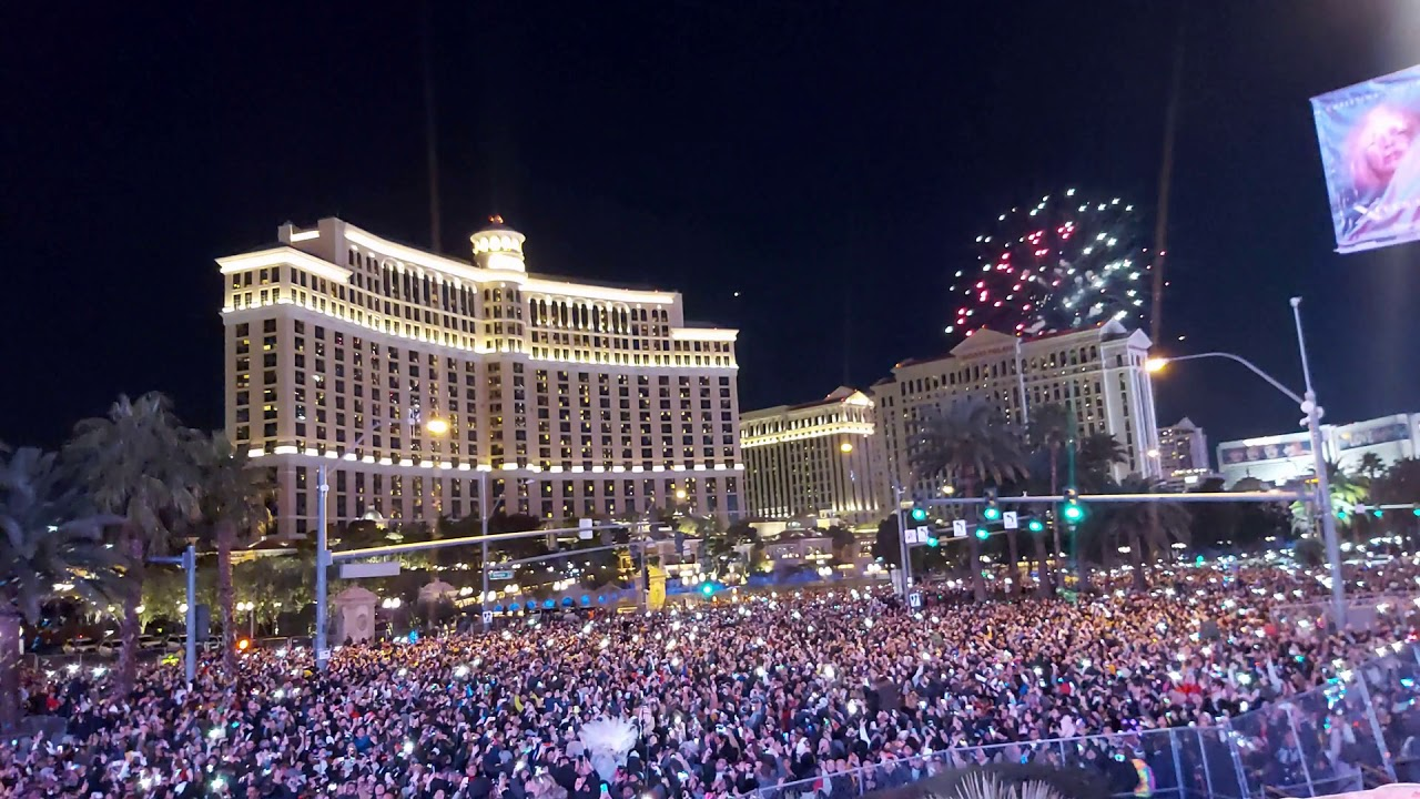 Las Vegas Strip 2021