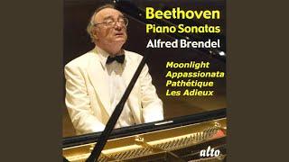 """Piano Sonata No.26 In E Flat Minor, Op.81a """"les Adieux"""" - I - Das Lebewhol: Adagio - Allegro"""
