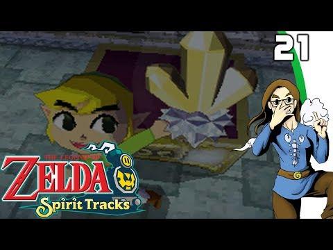 [WT] [Darkboop] Zelda Spirit Tracks 21 - Gares cachées et pépites d'or [100%]