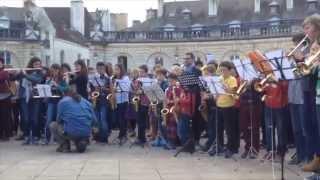 Flashmob Rameau à Dijon (intégral)