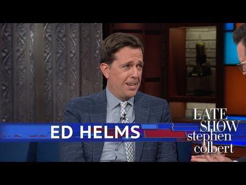 Ed Helms' Childhood Bullies Inspired His Catchphrase On 'The Office'
