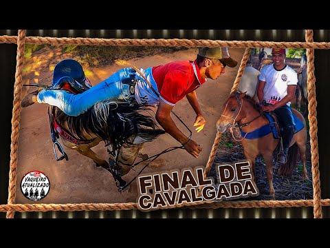 Final Da Cavalgada -Potra Fez Mais Vitimas-
