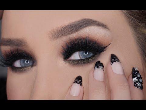 MAC Smokey Eye Tutorial