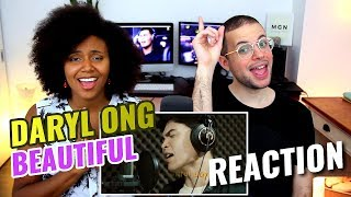 Daryl Ong - Beautiful | Crush | Goblin OST | REACTION