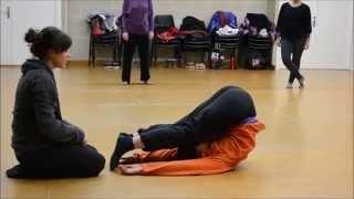 Priscila Garrido - Clases Danza Contemporanea Iniciación