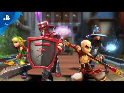 Dungeon Defenders II - Launch Trailer | PS4